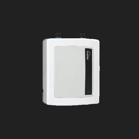 Lille el-vandvarmer til garagen, kolonihaven eller skuret